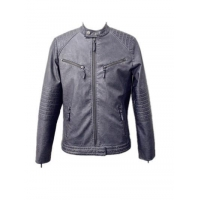 Wholesale Dirty Fake Leather Man Jac from china suppliers
