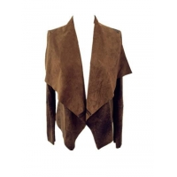 Wholesale Fake Suede Lady jacket from china suppliers