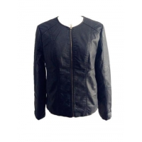 Wholesale Fake Leather Lady Jacket from china suppliers
