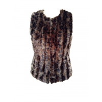 Buy cheap Fake Fur Lady Vest from wholesalers