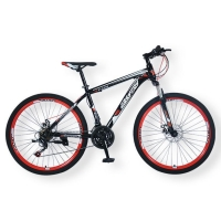 Buy cheap High quality wholesale 21 speed customized cheap adult mountain bike bicycle from wholesalers