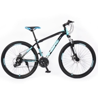 Buy cheap Rear Suspension Disc Brake Mountain Bike from wholesalers