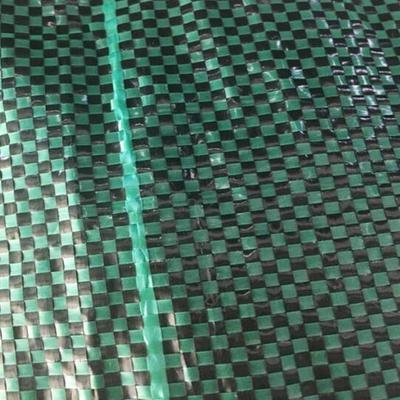 China 90GSM Dark Green Agricultural PP Plastic Weed Mat