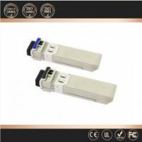 Wholesale 10G SFP+ BIDI 20Km 1270nm~1330nm from china suppliers