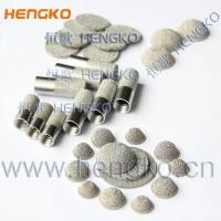 Sinter Stainless Steel Filters Powder Sintered Stainless steel Porous Filter Element