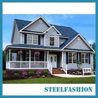 3story small prefab modular homes american style low price