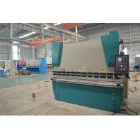 WC67Y-250T 3200MM Automatic precise hydraulic sheet metal E21 system nc press brake