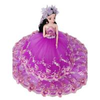 Creative Romantic Fairytale Adventure Bride Doll