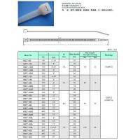 Cold terminal series Nylon cable ties