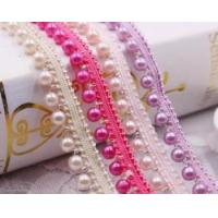 handmade beads lace for garment fashion trend