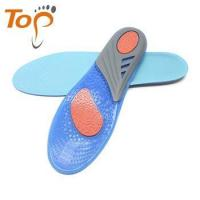 Wholesale 3D design Shock Absorption Gel sports shoe insoles from china suppliers