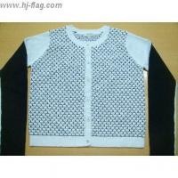 Wholesale kids 100% cotton fish scale stitch sweater from china suppliers