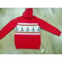 Wholesale Girls Turtle Neck Pullover from china suppliers