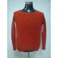 Wholesale Men's wool sweater from china suppliers