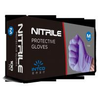 Wholesale Purple Nitrile Protective Gloves from china suppliers