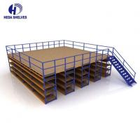 Wholesale Warehouse Mezzanine Systems from china suppliers