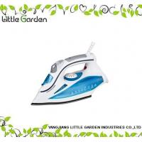 Buy cheap Ceramic Sole Plate Auto Shut off Function Steam Iron from wholesalers