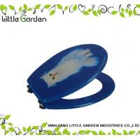 Buy cheap PP Soft Close Round Toilet Seat from wholesalers