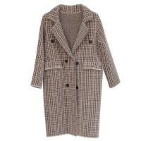 Buy cheap Autumn Women Mid-aged Casual Sweaters Overcoat -OC010 from wholesalers