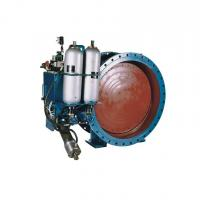 Wholesale Accumulator type slow closing check butterfly valve from china suppliers