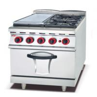 Buy cheap Gas Range with 4 Burner and Griddle andgas Oven 900 from wholesalers