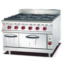 Buy cheap Gas Range with 6 Burner and Gas Oven 900 from wholesalers