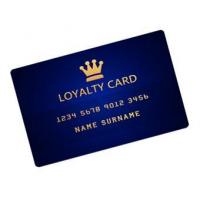 Wholesale Plastic Loyalty Cards from china suppliers
