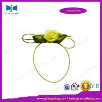 Wholesale rosette pre-tied bow factory,rosette pre-tied bow company bow angency from china suppliers