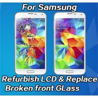 Refurbished Lcd Service For Iphone Samsung Broken Glass Flex Cable