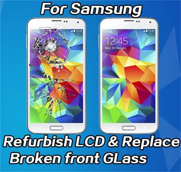 Quality Refurbished Lcd Service For Iphone Samsung Broken Glass Flex Cable for sale