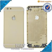 Wholesale back housing cover for Iphone 6,4.7 inches,gold from china suppliers