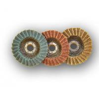 China Non-woven Flap Disc Flax torque grinding wheel on sale