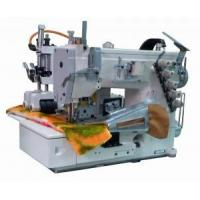 China MODEL: IDL-3500-2P / Heavy duty blanket binding sewing machine with twin puller on sale