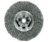 Quality Crimped Steel Wire Wheel Brushes for sale