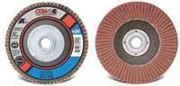 Buy cheap Aluminum Oxide Type 27 Flap Discs from wholesalers