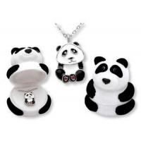 Wholesale Children's & Baby's Gifts Panda Pendant Necklace for Children from china suppliers