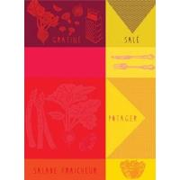 Wholesale Office-Travel French Artists Club - Kitchen Woven Towel- Cuisine from china suppliers