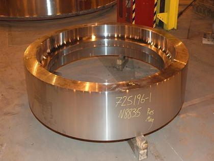Quality Stainlee steel forging rings for Nebitdag for sale