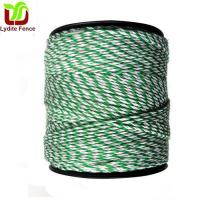 Buy cheap White and Green Polywire For Farm and Ranch from wholesalers