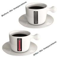 Wholesale Stick The Temperature Sticker On The Cup from china suppliers