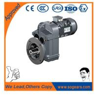Buy cheap Parallel Shaft Geared Motors from wholesalers
