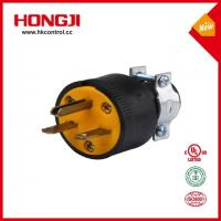 Wholesale 15 Amp 250 Volt Grounding Straight Blade American Standard Audio Power Plug from china suppliers