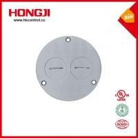 Wholesale Stainless Steel Material Flush Round Floor Boxes Cover from china suppliers