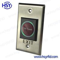 Wholesale Exit Button Access Control No Touch Exit Button from china suppliers