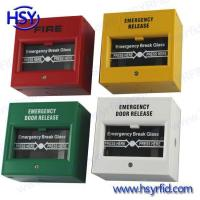 Wholesale Exit Button Break Glass Emergency Exit Button from china suppliers