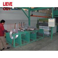 China ODM OEM Aluminum Coil Painting Line, Coil Coating Machine for Louver Window on sale