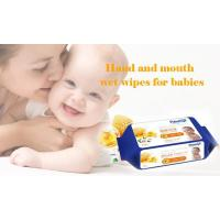 Wholesale disposable non-woven cleaning wholesale baby wet wipes from china suppliers
