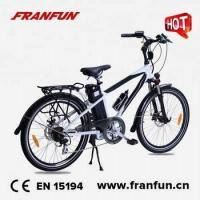 China 2018 city electric bicycle disc brakes 26 inch women mountain bike on sale