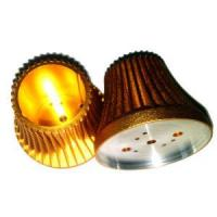 Buy cheap Custom Plated Aluminium LED Body Die without source from wholesalers