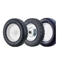 Wholesale Solid Tire Steel Hub Wheels from china suppliers